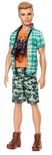 Barbie Camping Fun Ken Doll (Ken Doll Accessories)
