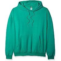 Sudadera con capucha EcoSmart Fleece para hombre de Hanes, Kelly Green, 4X grande