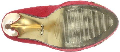 Blink BL 081-384K32 701384-AK32 Damen Pumps Rot (deep red 32)