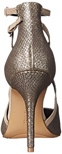 Metallic Nine Light Dress West Pump Gold Natural Light Inessa Women's Sq8Sxrt