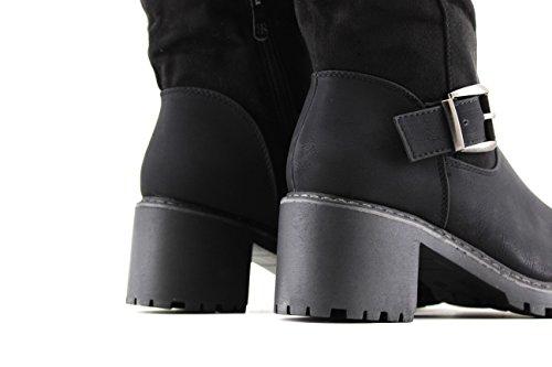 MODELISA Women's Boots Black ONa4rc