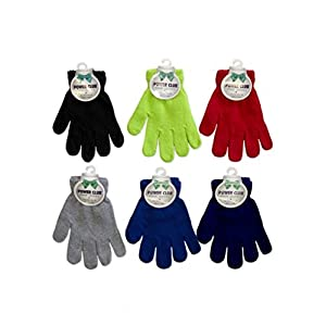 2ND DATE Kid's Winter Magic Gloves-Pack of 12