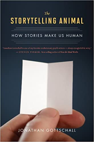 Amazon com: The Storytelling Animal: How Stories Make Us