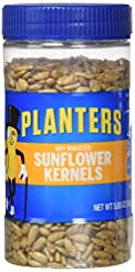 Planters Dry Roasted Sunflower Kernels, ...
