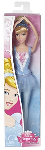 Disney Princess Ballerina Princess Cinderella Doll