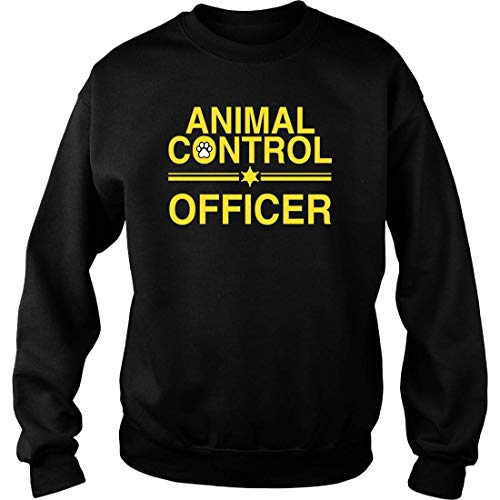 Animal Control Officer Sweater Unisex, Gifts Halloween Costume, XL -