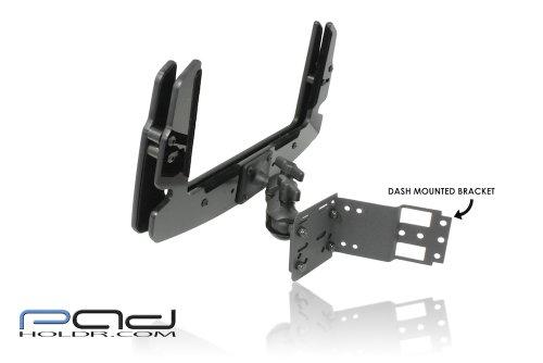 Padholdr Edge Series Premium Tablet Dash Kit for 1997-2010 Freightliner Vehicles by PADHOLDR (Image #1)