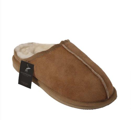 Pantofole Di Pelle Di Pecora - Novità!