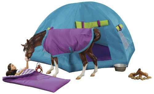 Breyer Backcountry Camping (Breyer Chestnut Horse)