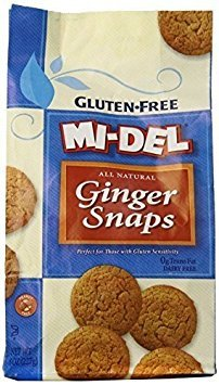 Midel Cookie Gf Snap Ginger