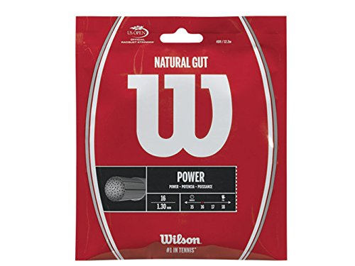 Wilson Natural Gut 16 Tennis String