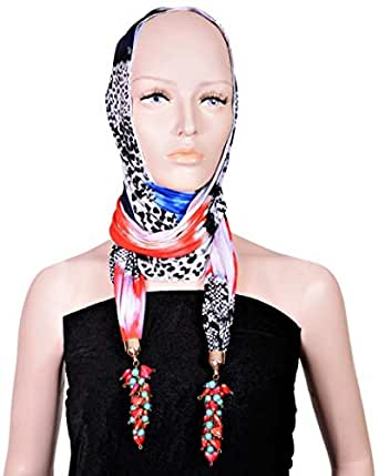 Helloo Ladies Women's Animal Fashion Scarves