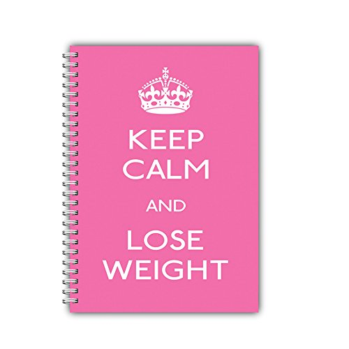 Diet/Food Diary and Activity Tracker all in one for Weight Loss, Slimming & Fitness, Slimming World - Ring Keep Calm 5