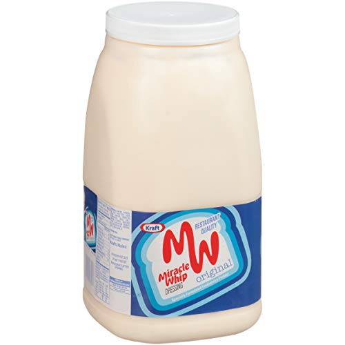 Miracle Whip Mayonnaise (1 gal - Slaw Dressing Sweet Cole