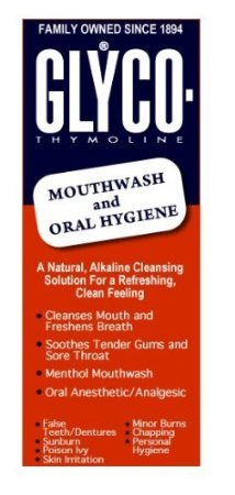 Glyco-thymoline Liquid, Mouthwash and Gargle - 1 Pint (Pa...
