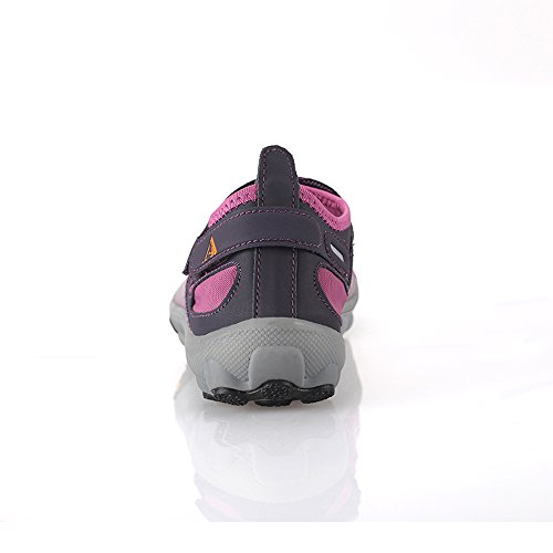 HUMTTO Unisex Athletic Water Shoes Man and Women Swim Walking Lake Beach Boating Shoes 2327 Rose JAS0uz