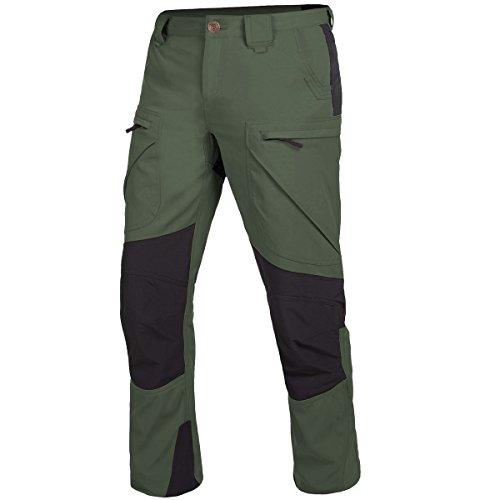 Pentagon Vorras Men's Climbing Pants Camo Green Size W32 L32 (tag Size 40/81) from Pentagon