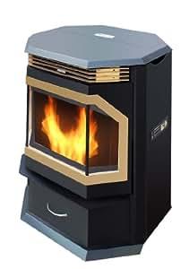 Fire Flame Stoves TETON Model Pellet Stove