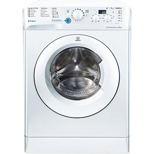 Indesit BWD71453WUK Innex 7kg 1400rpm Freestanding Washing Machine-White