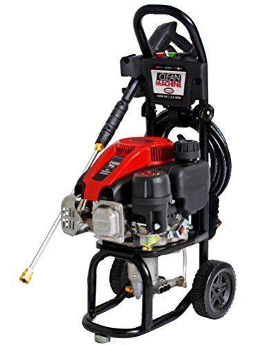 gas pressure washer simpson - 4