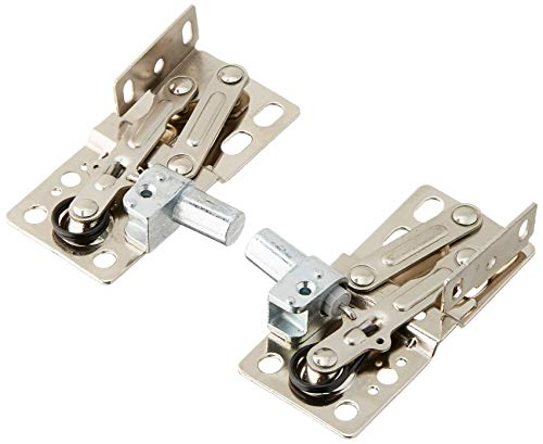 Rev-A-Shelf LD-0220-50SC Pair of Soft-Close Pivot - Drop Down Drawers