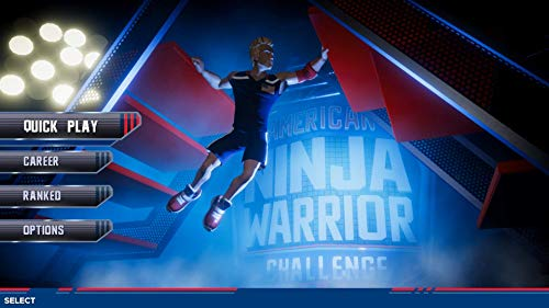 American Ninja Warrior - Xbox One by Game Mill (Image #7)