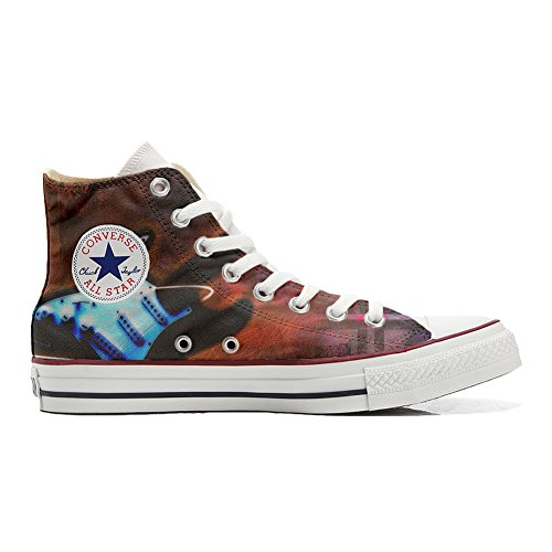 Handmade Zapatos Producto Style Guitar All Converse Star Personalizados qfwHOXOa