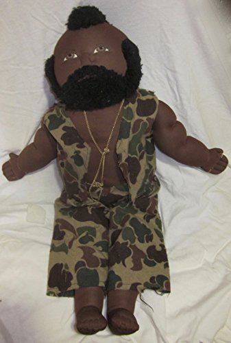 1985 Mr. T A-Team Cabbage Patch Doll Camouflage 24