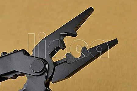 Outdoor Survival Folding Pliers Knife Screwdriver Crimping Hand Tools Alicate Herramientas Cycling Multitool Pliers HK HW-57 - - Amazon.com