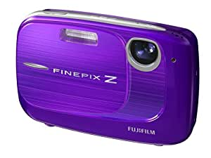 Fujifilm Finepix Z37 10MP Digital Camera with 3x Optical Zoom and 2.7 inch LCD (Purple)