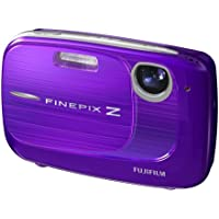 Fujifilm Finepix Z37 10MP Digital Camera with 3x Optical Zoom and 2.7 inch LCD (Purple) Basic Intro Review Image