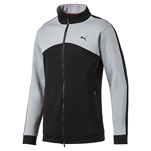 Puma Golf Men's Heritage Track Jacket