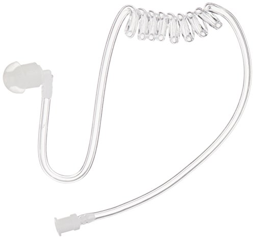 Twist On Replacement Acoustic Tube for 2-Way Radio Headsets by MaximalPower -