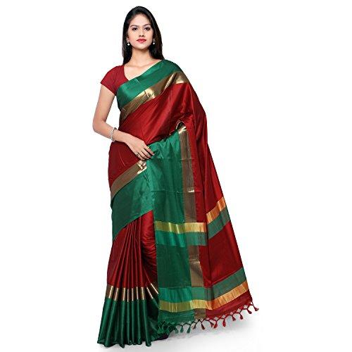 Indian Cotton Saree - 7