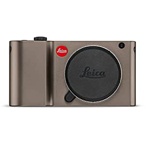 Leica TL Mirrorless Digital Camera (Black)