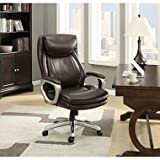 La-Z-Boy Connelly Big & Tall Executive Chair, Brown