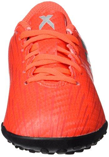 adidas X 16.4 TF J, Botas de Fútbol para Niños Rojo (Rojsol / Plamet / Roalre)