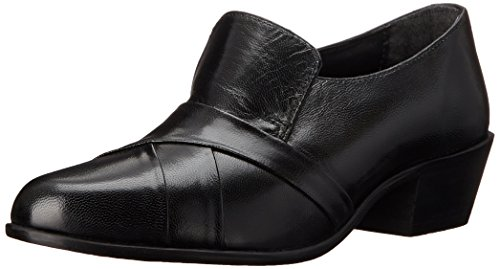 Stacy Adams Mens Soto Slip-on Zwart