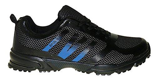 Bootsland Art 843 Turnschuhe Schuhe Sneaker Sportschuhe Neu Herren