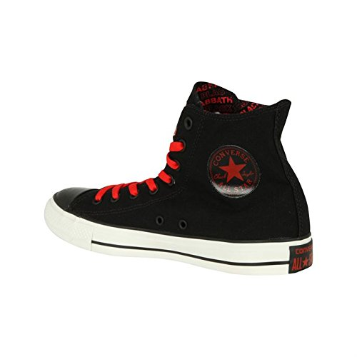 Converse All Star Hi Uomo Sneaker Nero