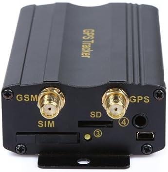 SODIAL (R) vehículo coche GPS-Rastreador 103B con el control a ...