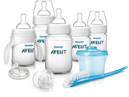 (Philips AVENT Classic Plus Newborn Starter Set)
