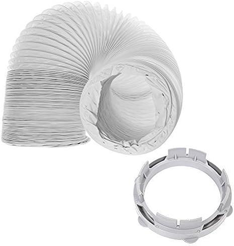 WHITE KNIGHT Crosslee Asciugatrice Tubo Di Sfiato lungo Condensatore Kit Adattatore cl372 6 M
