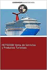 Libro de HOTG0208 Venta de Servicios y Productos