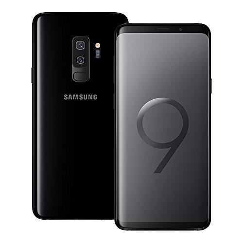 Samsung Galaxy S9 Plus (SM-G965F/DS) 6GB/128GB 6.2-inches LTE Dual SIM Factory Unlocked...