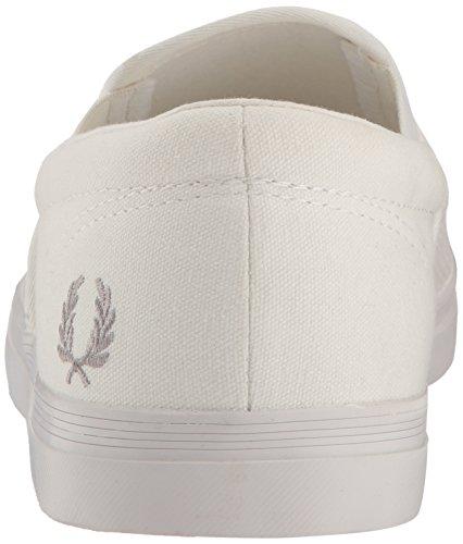 Chkbrd Underspin Slipon Panna B3150 Sneakers 40 Bianco Fred 303 Bianco Perry Lea Cnv RtAxqTWn