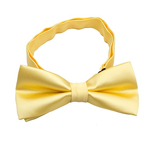 yellow bow ties - 8