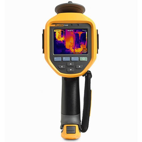 Fluke FLK-TI450 60HZ Industrial Thermal Imager with Multi...