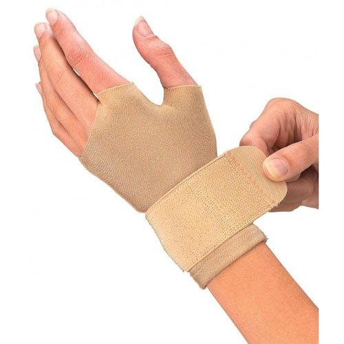 Mueller Compression Gloves - Beige