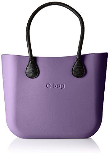 O bag Obdy57_obcv01, Borsa a Mano Donna, Viola (Viola Desaturato), 38 x 31 x 14 cm (W x H x L)